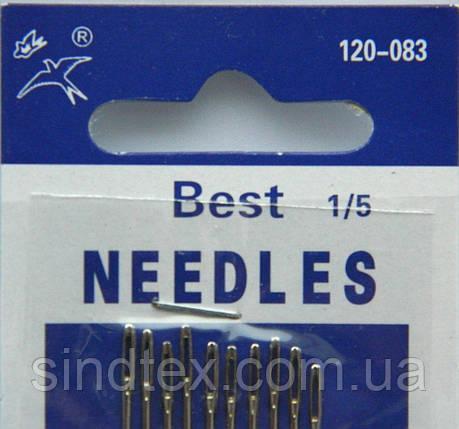 083 Иглы ручные NEEDLES (Иголки для ручного шитья) (657-Л-0018), фото 2