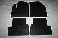 Резиновые коврики (Stingray) Ford Connect 2006-2009 гг.