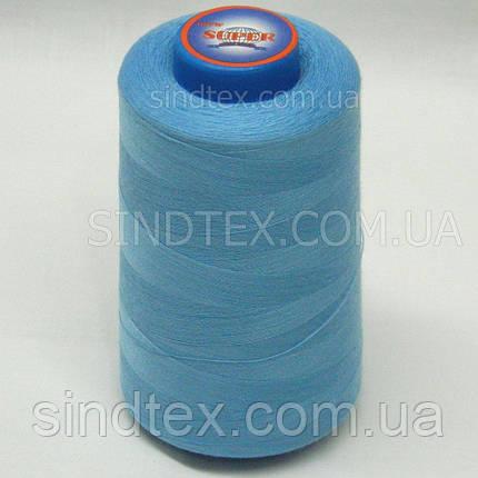054 Нитки Super швейные цветные 40/2 4000ярдов (6-2274-М-054), фото 2