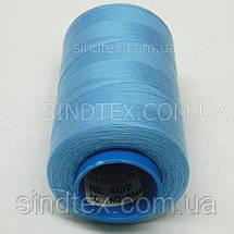 054 Нитки Super швейные цветные 40/2 4000ярдов (6-2274-М-054), фото 3