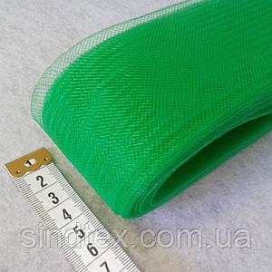 23м.Регилин (кринолин) 50мм (13.1-зеленый) (1-2118-Е-26)