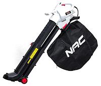 Садовый пылесос воздуходувка NAC VBE300-AS-G 3000 W