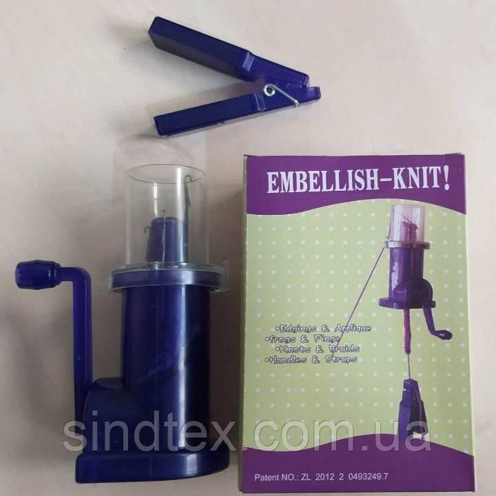 Приспособление для плетения шнура (657-Л-0161)