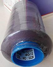 332 Нитки Super швейные цветные 40/2 4000ярдов (6-2274-М-332), фото 2