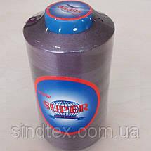 332 Нитки Super швейные цветные 40/2 4000ярдов (6-2274-М-332), фото 3