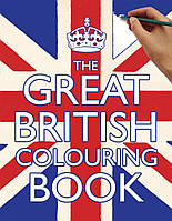 Книга The Great British Colouring Book