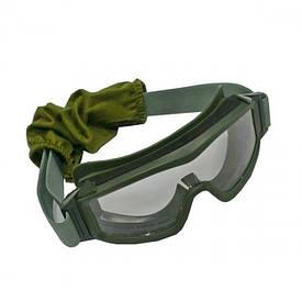 Тактические очки маска 3 линзы