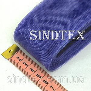 23м.Регилин (кринолин) 50мм (21-фиолетовый) (1-2118-Е-39)