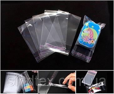 (100шт) Упаковочные пакеты с клапаном и липкой лентой 10х6см (размер с открытым клапаном 10х6см) №36 (сп7нг-2535)