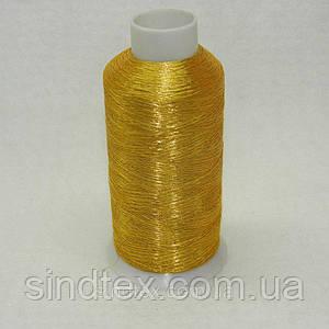 0013 Нитки металлизированные вышивальные 120/2 полиэстер ТМ Nitex (5000ярдов) (ВЕЛЛ-002)