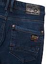 2103 Dsouaviet джинсы мужские синие на флисе зимние стрейчевые (29-38, 8 ед.), фото 5