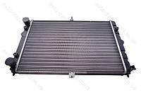 Радиатор ВАЗ 2108, 2109, 21093, 21099, 2113, 2114, 2115 (инжектор) (пр-во ДААЗ)
