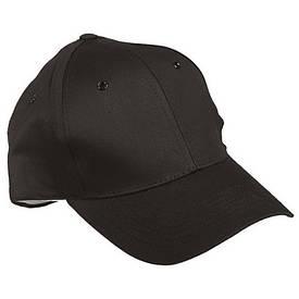 Бейсболка Mil-Tec черная