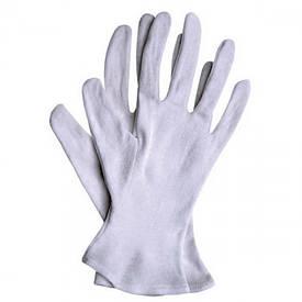 Белые перчатки военные парадные