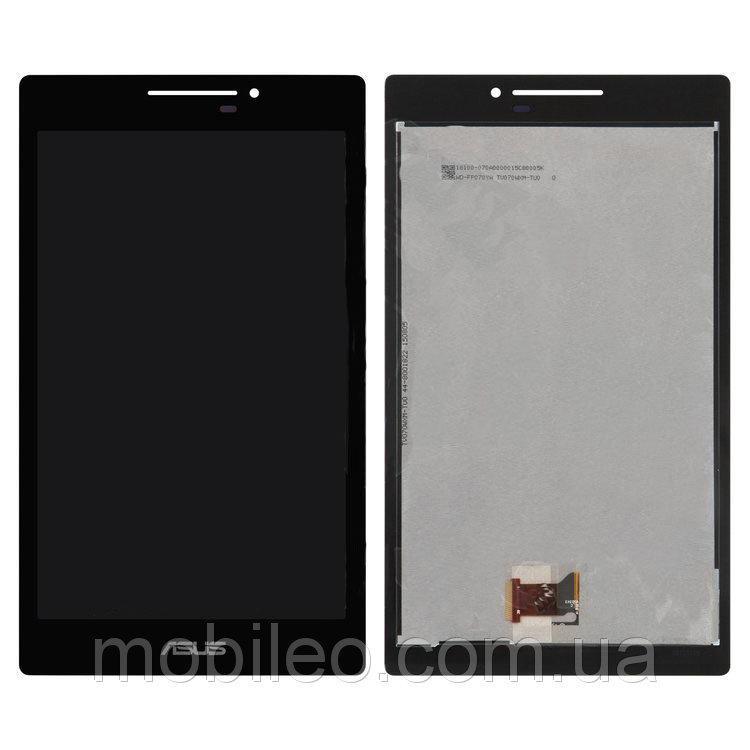 Дисплей (LCD) планшет Asus Z370 ZenPad C 7.0 с тачскрином, черный