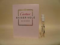 Cartier - Baiser Vole (2011) - Парфюмированная вода 1,5 мл (пробник)