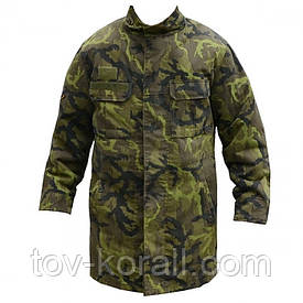 Куртка камуфлированная чешской армии б/у