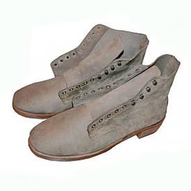 Ботинки немецкие пехотные оригинальные