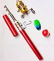 Удочка fish rod   Карманная удочка-ручка, фото 3