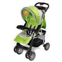 Детская прогулочная коляска-S-K-5A-TILLY STARFLOWER LIGHT GREEN