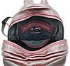 Рюкзак, кожа натуральная, бордовый флотар S-0-175 Tony Bellucci, фото 4