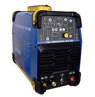 Сварочный инвертор аргонно-дуговой сварки Искра Профи COBALT TIG-250A AC/DC PULSE