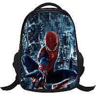 Школьные рюкзаки для мальчиков с принтом Spider-Man, фото 1