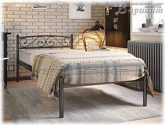 Кровать односпальная металлическая Верона