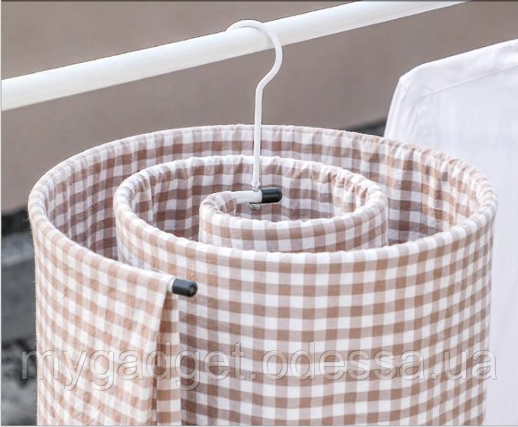 Спиральная  сушка для белья