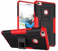 Чехол противоударный для Xiaomi Mi Max Красный