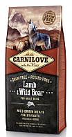 Сухой корм Carnilove Dog Adult Lamb & Wild Boar 12кг