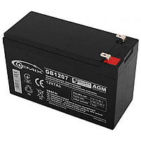 Батарея к ИБП GEMIX GB 12В 7 Ач (GB1207)