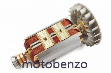 Якір бензогенератора ротор 6 кВт