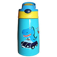 Термокружка-термос Edenberg EB-3523 light blue - 350 мл для детей