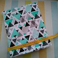 Ткань для рукоделия 30*30 Геометрия