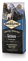 Сухой корм Carnilove Dog Adult Salmon 12кг