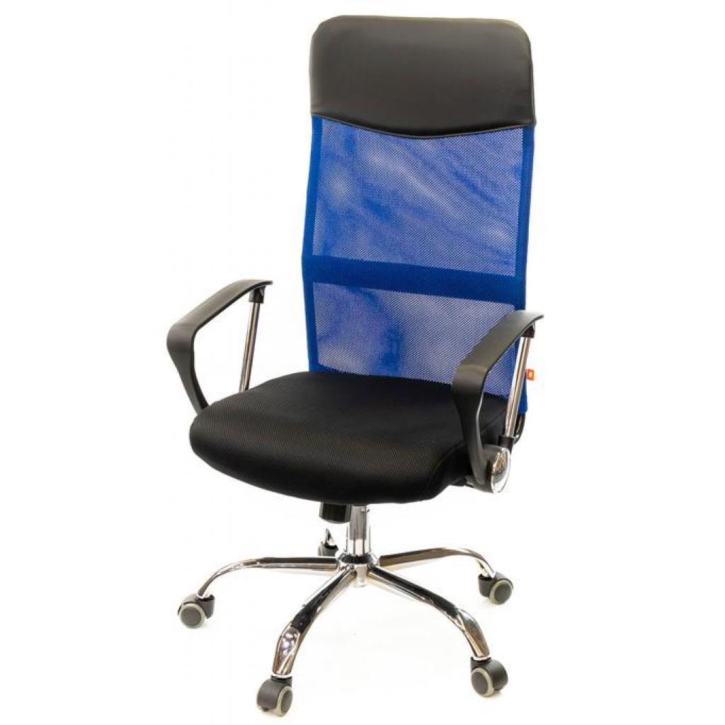 Офисное кресло АКЛАС Гилмор CH TILT Синее (09559)
