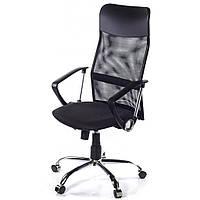 Офисное кресло АКЛАС Гилмор CH TILT Черное (02421), фото 1