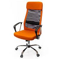 Офисное кресло АКЛАС Гилмор FX CH TILT Оранжевое (11032), фото 1