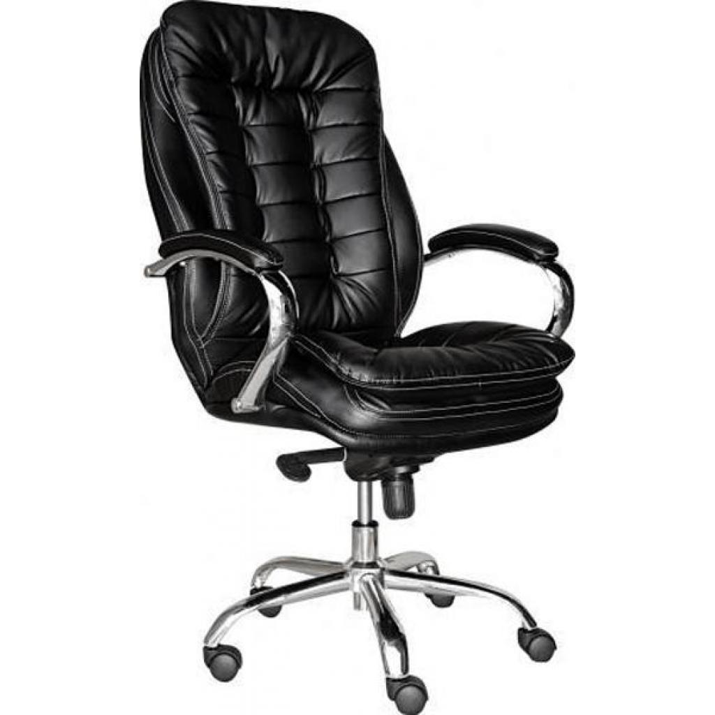 Офисное кресло ПРИМТЕКС ПЛЮС Barselona chrome D-5