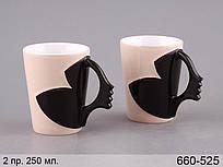 Чайный набор на 2 персоны Jansen+co BV Сплетницы 4 предмета 660-525