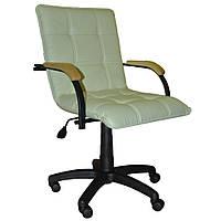 Офисное кресло ПРИМТЕКС ПЛЮС Stella GTP Black Wood 1.007 S-82 Beige (Stella GTP black wood 1.007 S-82)