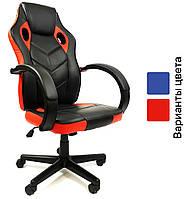 Кресло офисное компьютерное игровое 7F RACER EVO геймерское (офісне крісло комп'ютерне геймерське)