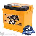 Аккумулятор автомобильный FORSE Original 6CT 50Ah, пусковой ток 480A [–|+], фото 2