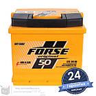 Аккумулятор автомобильный FORSE Original 6CT 50Ah, пусковой ток 480A [–|+], фото 3