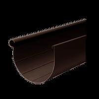 Желоб Rainway 130 x 3000 мм коричневый