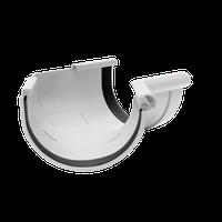 Угол желоба внутренний 135° Rainway 130 мм белый