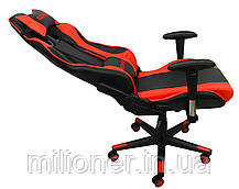 Кресло геймерское Bonro 2011-А красное, фото 2