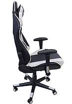 Кресло геймерское Bonro 2011-А White, фото 3
