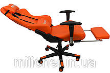Кресло геймерское Bonro 2007-1 Orange, фото 3